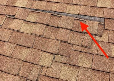 Roofing issues